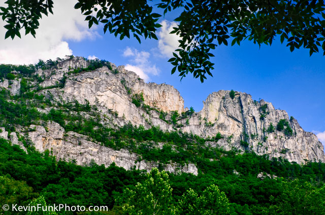 Seneca Rocks - Spruce Knob-Seneca Rocks National Recreation Area - West Virginia