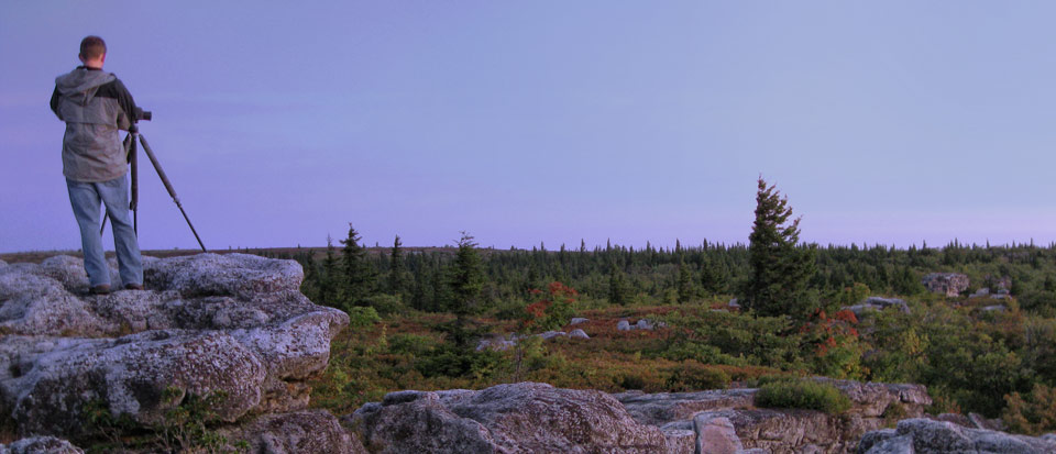 Kevin Funk Photography Dolly Sods sunrise
